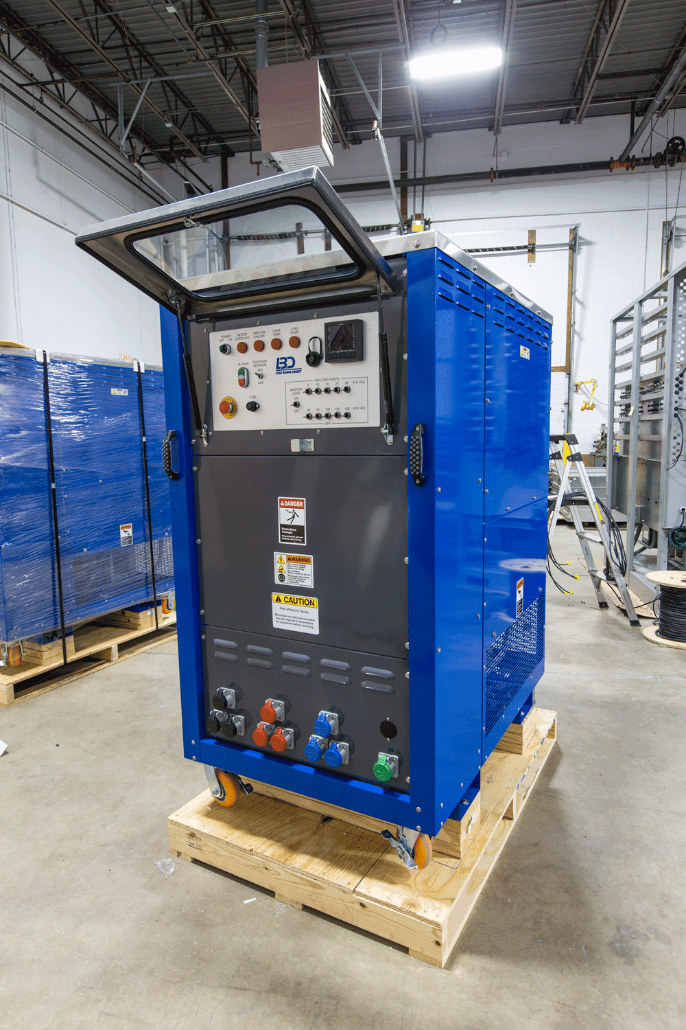 Lp500 50hz Portable High Capacity Load Banks